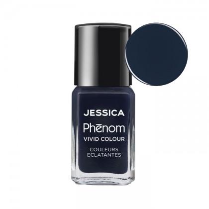 Jessica Phenom Blue Blooded Jessica Nails
