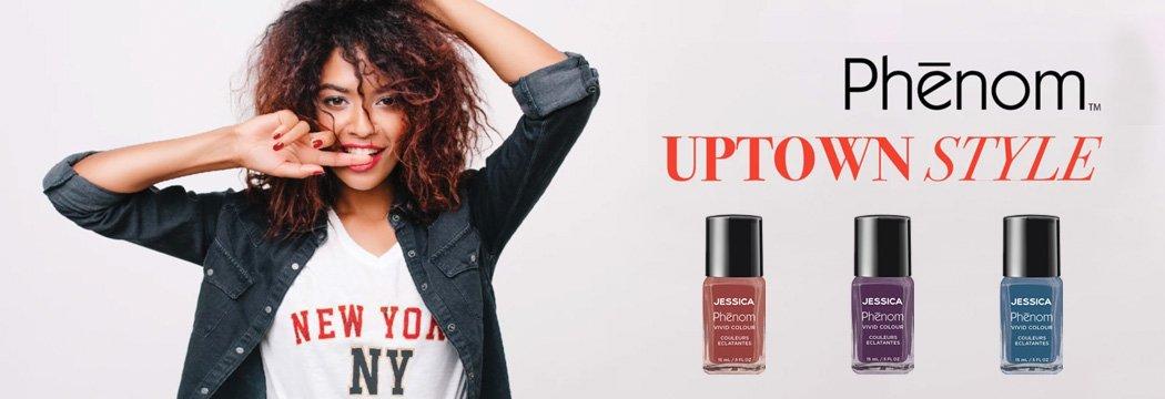 Jessica uptown style phenom collection