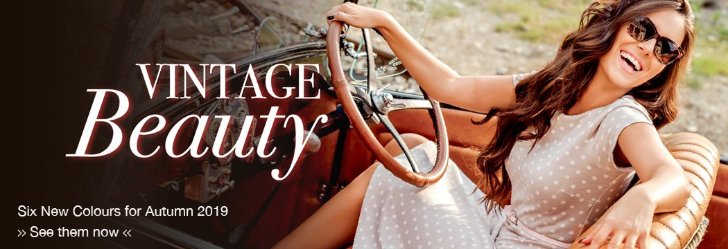 Jessica Vintage Beauty Collection